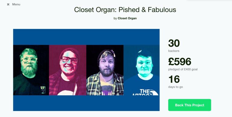 Closet Organ