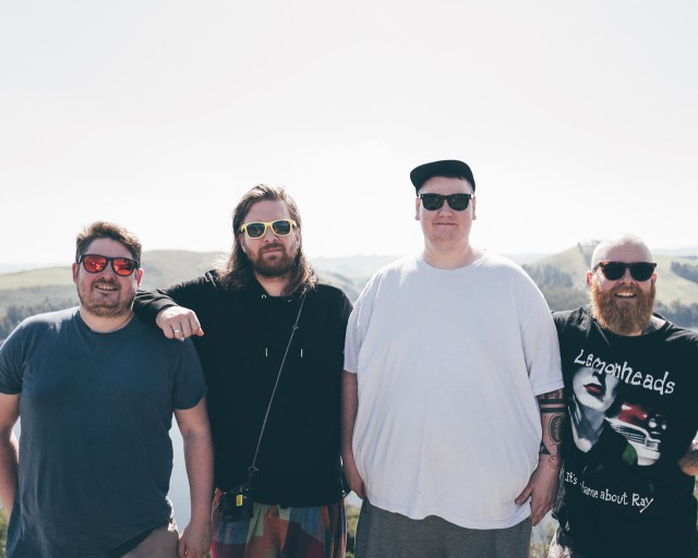 Closet Organ August tour 2019