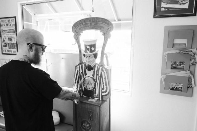 Closet Organ August 2019