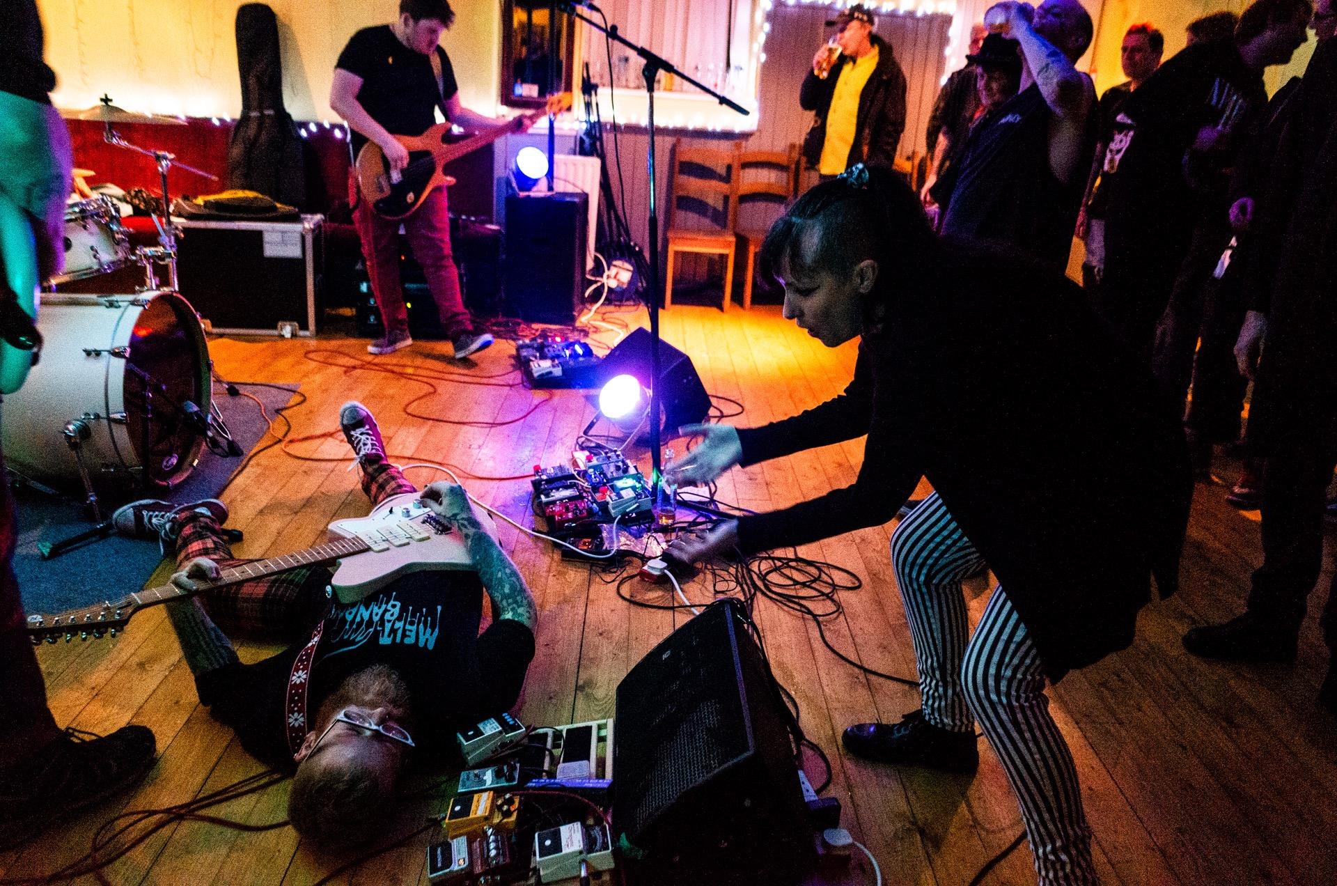 Closet Organ November 2019 Tour